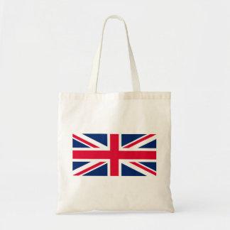 Union Jack  - UK Flag Budget Tote Bag