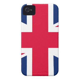 Union Jack  - UK Flag Case-Mate iPhone 4 Cases