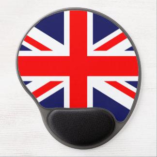 Union Jack - UK Flag Gel Mousepad