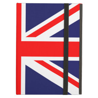 Union Jack - UK Flag iPad Air Case
