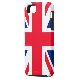 Union Jack - UK Flag iPhone 5 Cases