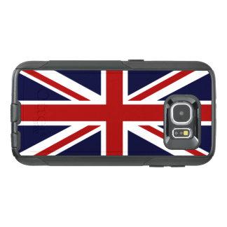 Union Jack UK Flag OtterBox Samsung Galaxy S6 Case