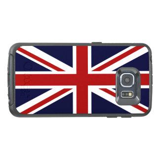 Union Jack UK Flag OtterBox Samsung Galaxy S6 Edge Case