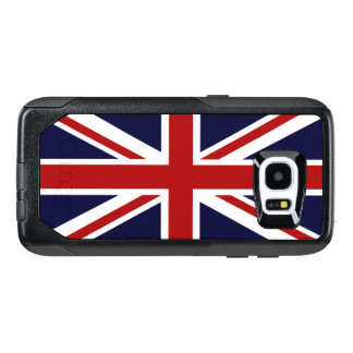 Union Jack UK Flag OtterBox Samsung Galaxy S7 Edge Case