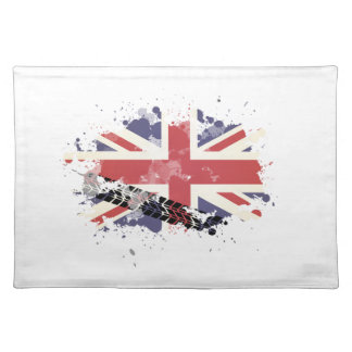 Union Jack UK Flag Placemat