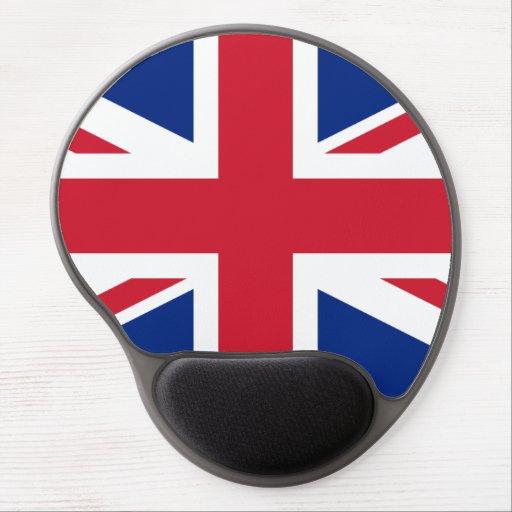 Union Jack United Kingdom British Flag Britain Gel Mouse Pad