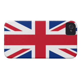 Union Jack United Kingdom Case-Mate iPhone 4 Cases