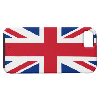 Union Jack United Kingdom iPhone 5 Cover