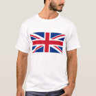 Union Jack United Kingdom T-Shirt