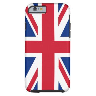 Union Jack United Kingdom Tough iPhone 6 Case