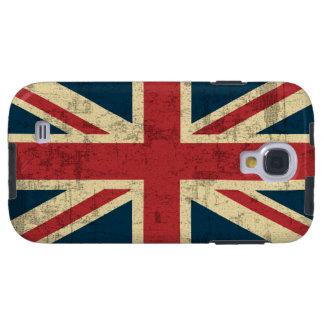 Union Jack Vintage Distressed Galaxy S4 Case