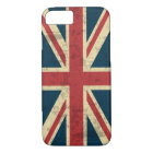 Union Jack Vintage Distressed iPhone 8/7 Case