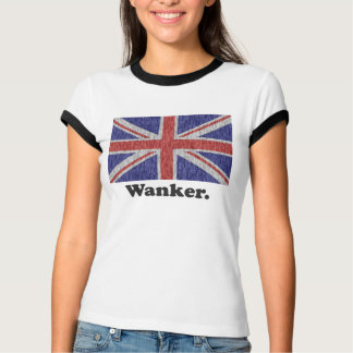 Union Jack Wanker T-Shirt