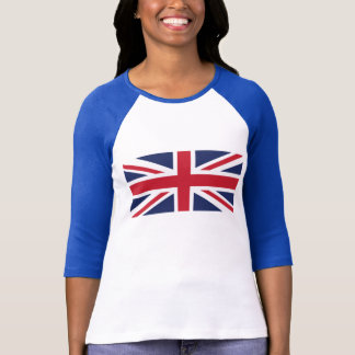 Union Jack Women's Raglan T-Shirt