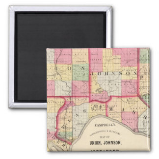 Union, Johnson, Alexander, Pulaski Magnet