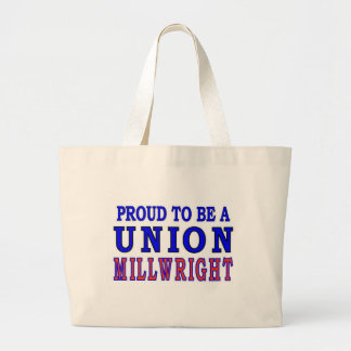 UNION MILLWRIGHT LARGE TOTE BAG