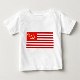 Union Of Soviet States Of America, Democratic Repu Baby T-Shirt