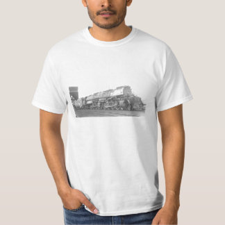 Union Pacific Big Boy 4-8-8-4 Locomotive T-Shirt