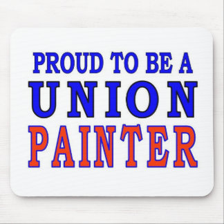 UNION PAINTER MOUSE MAT
