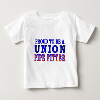 UNION PIPE FITTER BABY T-Shirt