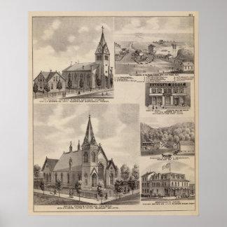 Union Presbyterian, Minnesota Poster
