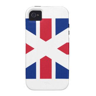 Union (Scotland) Flag iPhone 4/4S Cover