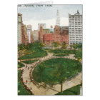 Union Square, New York Card