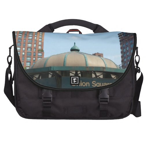 Union Square Subway NYC Bags For Laptop