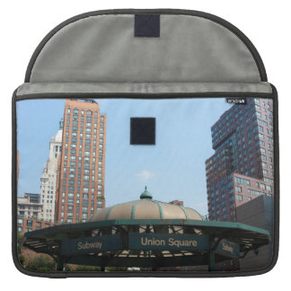 Union Square Subway NYC MacBook Pro Sleeves