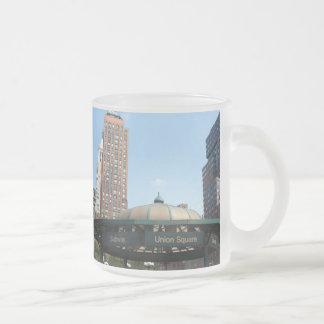 Union Square Subway NYC Coffee Mugs
