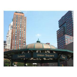 Union Square Subway NYC Photograph
