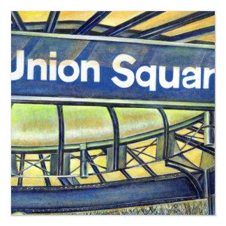 Union Square's Parlor Magnetic Invitations