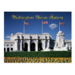 Union Station exterior, Washington, D.C. Post Cards