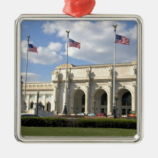 Union Station in Washington, D.C. Christmas Ornament