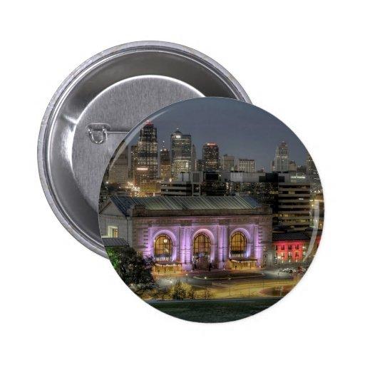 Union Station (Kansas City) Button