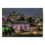 Union Station (Kansas City) Greeting Card