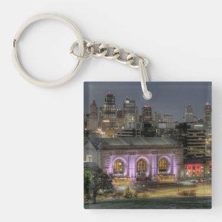 Union Station (Kansas City) Key Ring