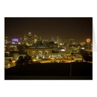 Union Station - Kansas City, Missouri Card