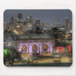 Union Station (Kansas City) Mouse Pad