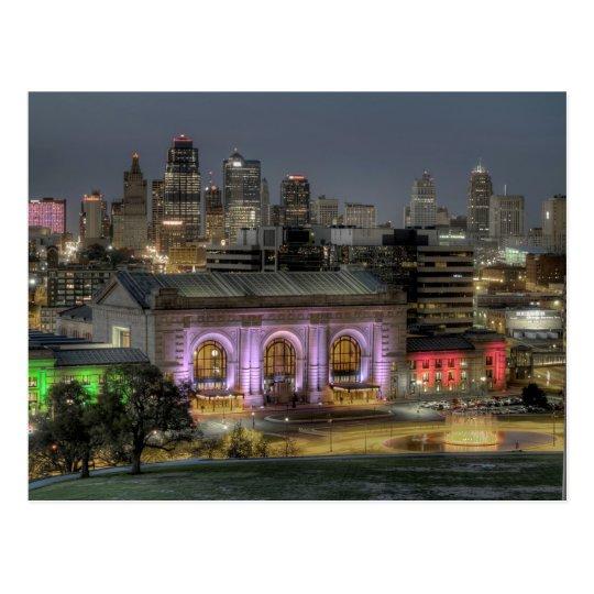 Union Station (Kansas City) Postcard