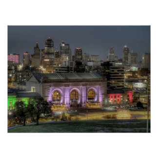 Union Station (Kansas City) Poster