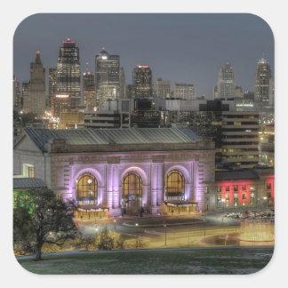Union Station (Kansas City) Stickers