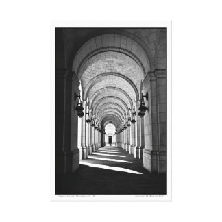Union Station- Washington, DC Canvas Print