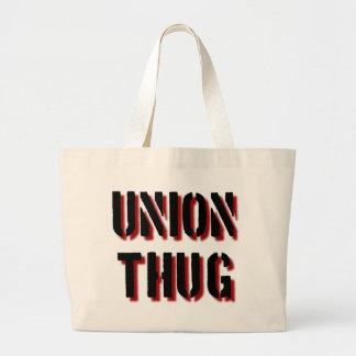 Union Thug Tote Bags