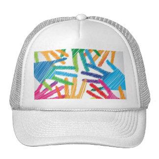 Union touch cap