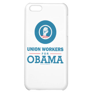 Union Workers for Obama iPhone 5C Cover
