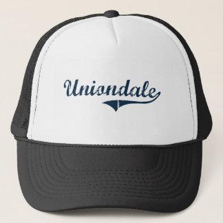 Uniondale New York Classic Design Trucker Hat