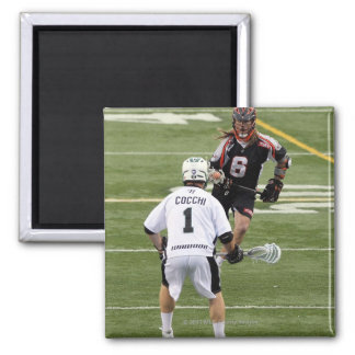 UNIONDALE, NY - AUGUST 06:  Dan Cocchi #1 Refrigerator Magnet