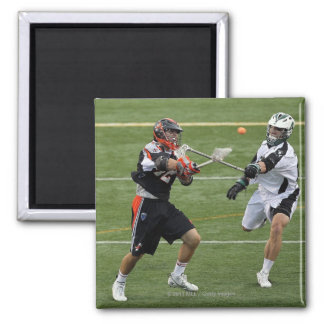 UNIONDALE, NY - AUGUST 06: Max Siebald #42 Refrigerator Magnets