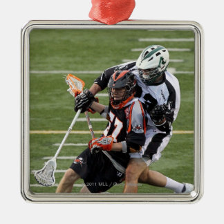 UNIONDALE, NY - AUGUST 06: Mike Ward #23 Christmas Ornament
